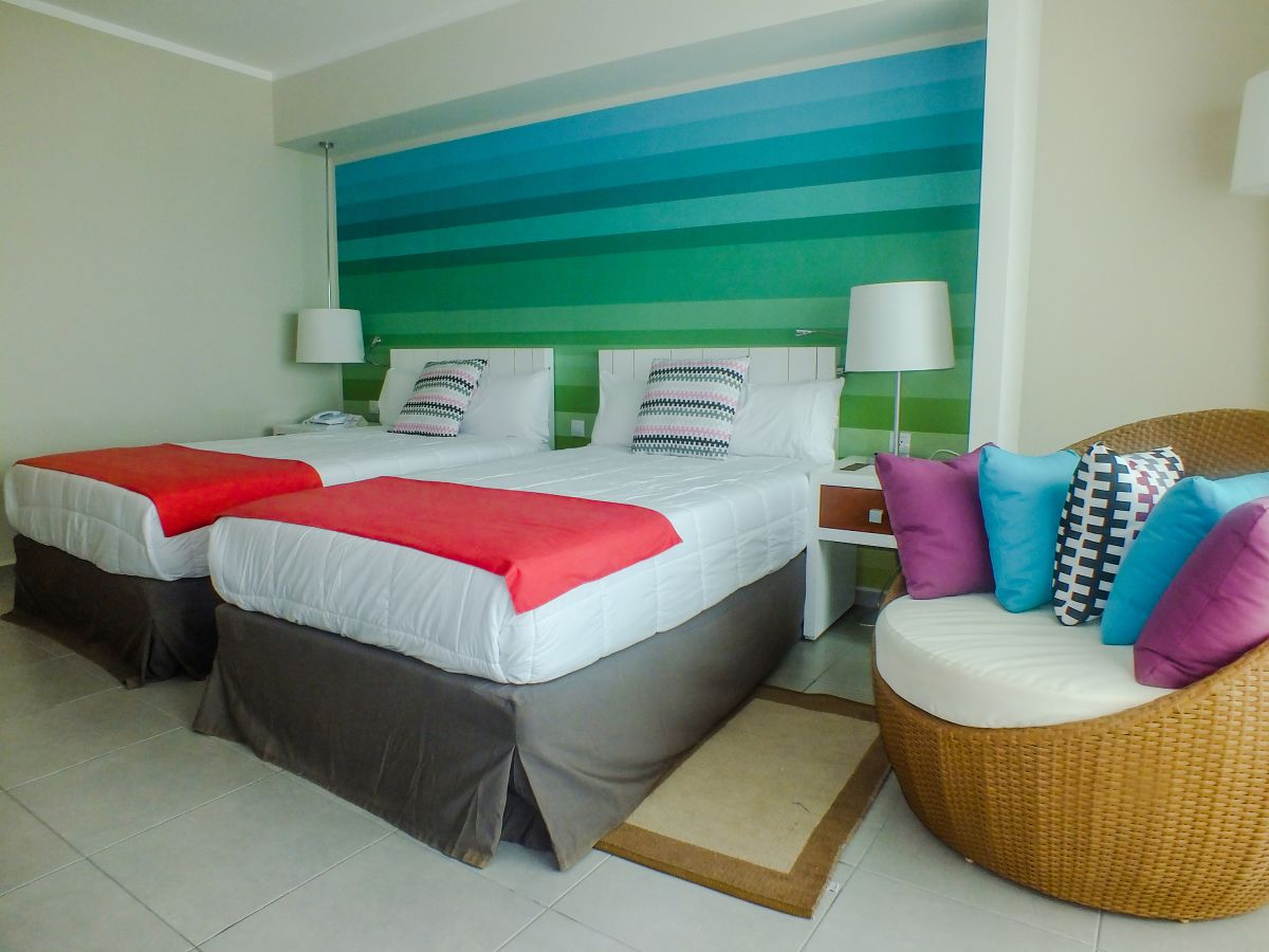 Standard Rooms with Sea View
