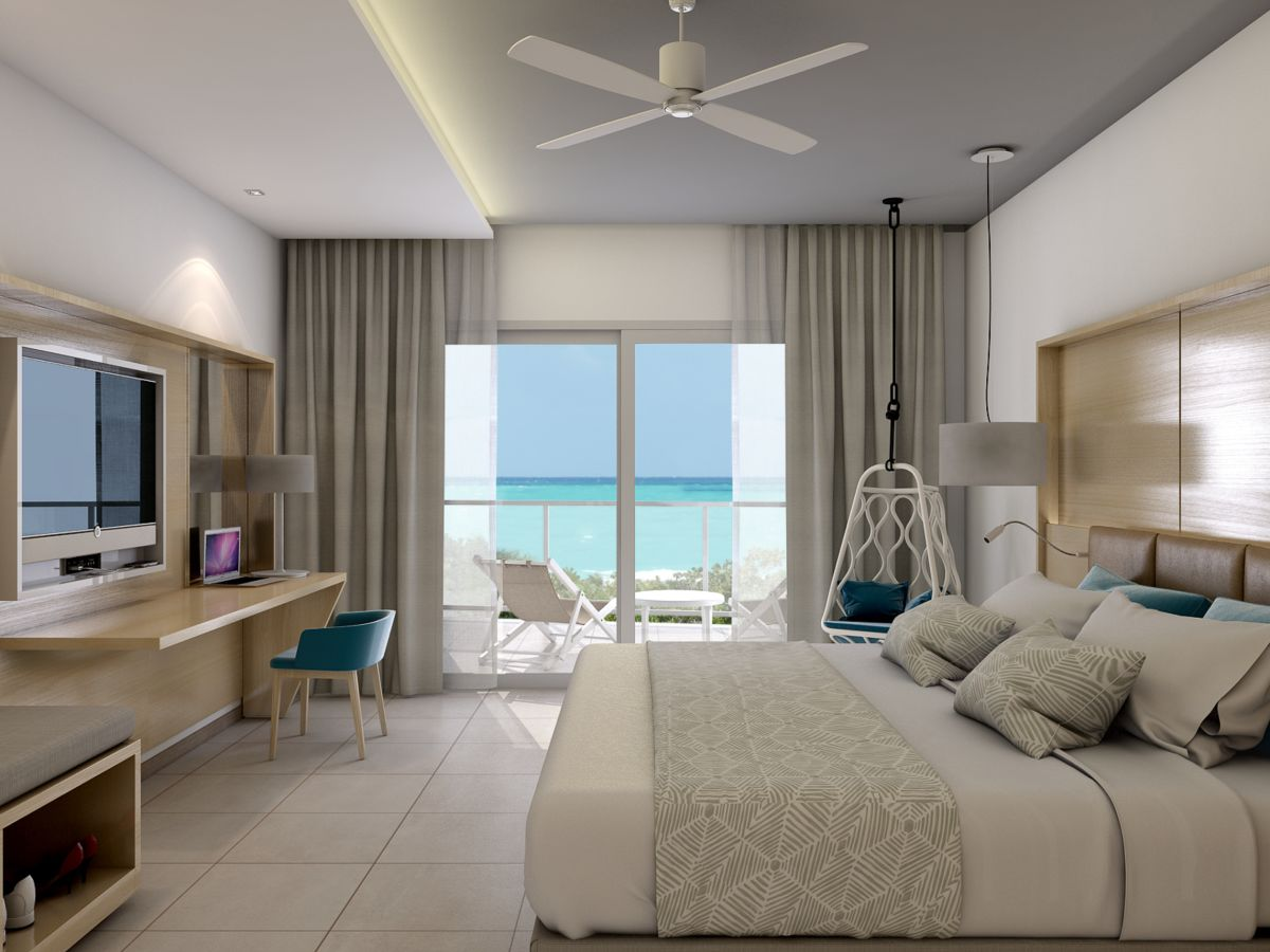Suites with Sea View