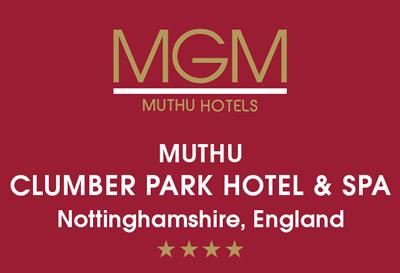 Muthu Clumber Park Hotel & Spa, Nottingham Logo