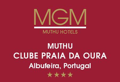 Muthu Clube Praia Da Oura Logo
