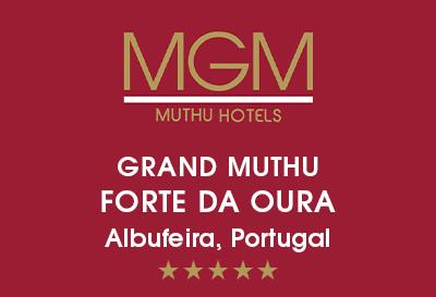 Grand Muthu Forte da Oura, Albufeira Logo