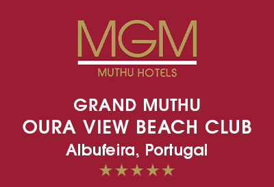 Grand Muthu Oura View Beach Club, Albufeira Logo