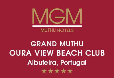 Grand Muthu Oura View Beach Club, Albufeira Logo