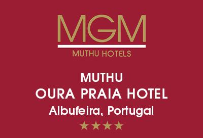 Muthu Oura Praia Hotel, Albufeira Logo