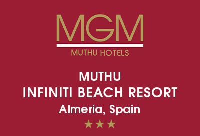 Muthu Infiniti Beach Resort, Vera Logo