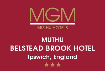 Muthu Belstead Brook Hotel, Ipswich Logo