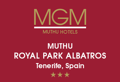 Muthu Royal Park Albatros, Tenerife Logo