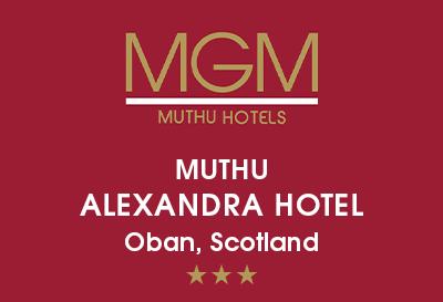 Muthu Alexandra Hotel, Oban Logo