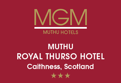 Muthu Royal Thurso Hotel, Highland Logo