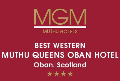 Best Western Muthu Queens Hotel, Oban Logo