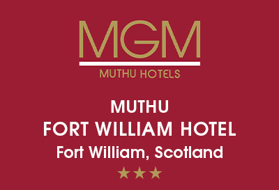 Muthu Fort William Hotel, Highland Logo