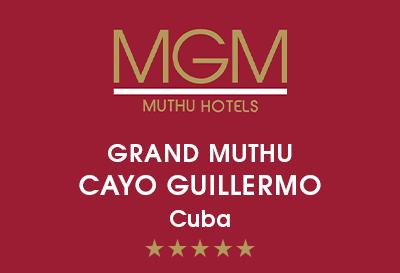 Grand Muthu Cayo Guillermo Logo