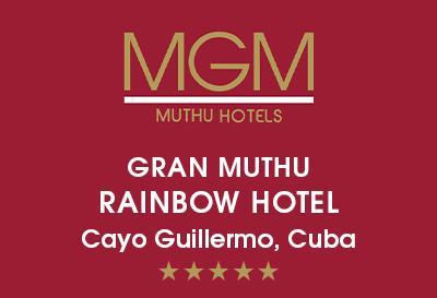 Gran Muthu Rainbow Hotel Logo