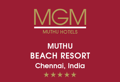 Muthu Beach Resort Logo