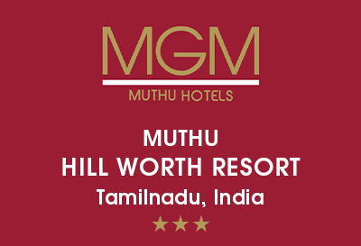 Muthu Hill Worth Resort Logo