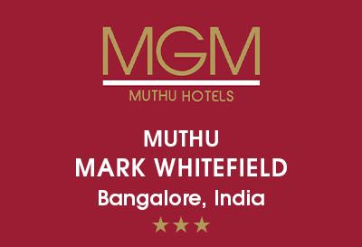 Muthu Mark Whitefield Logo