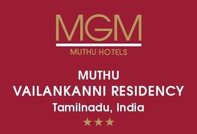 Muthu Vailankanni Residency Logo