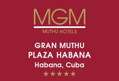 Gran Muthu Plaza Habana Logo