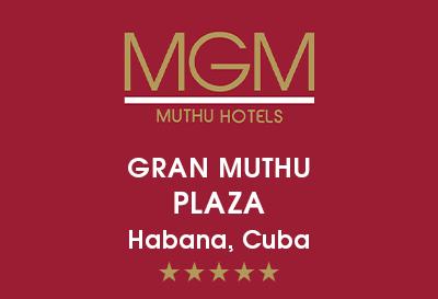 Gran Muthu Plaza Logo