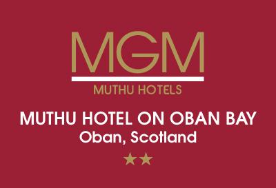 Muthu Hotel on Oban Bay, Oban Logo