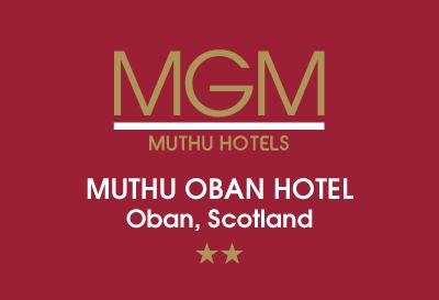 Muthu Oban Hotel, Oban Logo